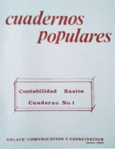 Cuadernos populares
