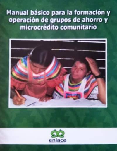 Manual básico para la formación y operación de grupos